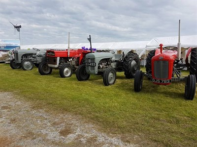 South Uist and Benbecula Agricultural Society Show